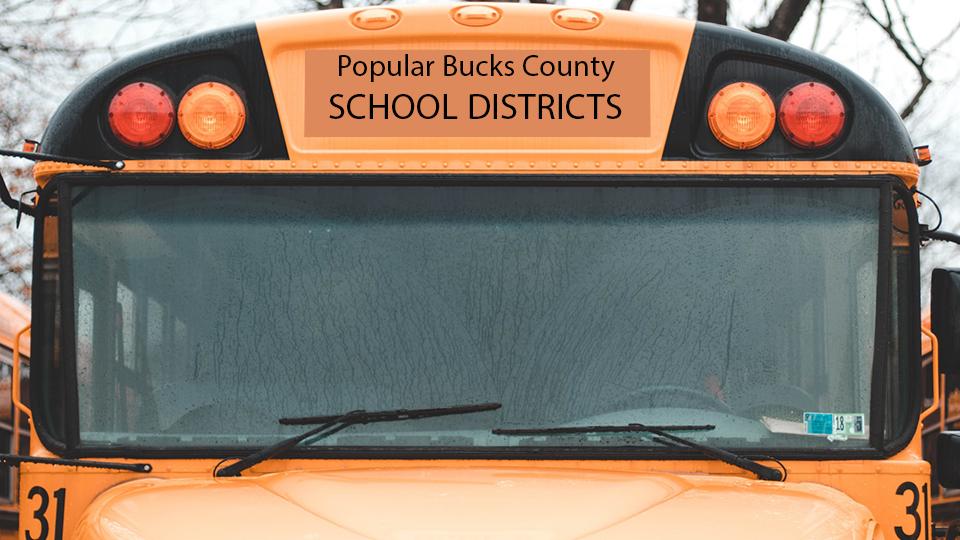 Bucks County School Districts